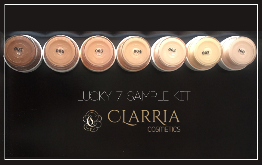 Clarria Cosmetics review