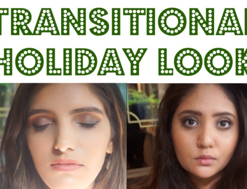Transitional Holiday Looks