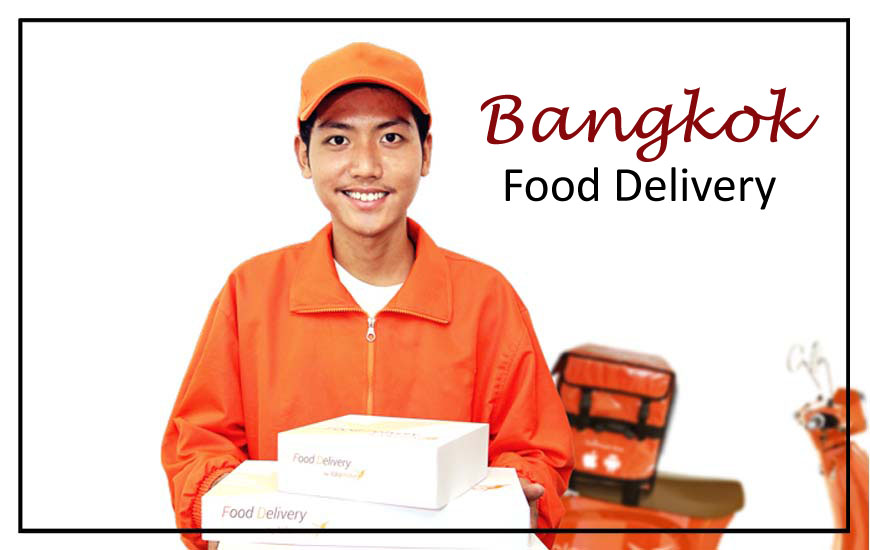 Bangkok food delivery