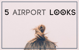 airport style look