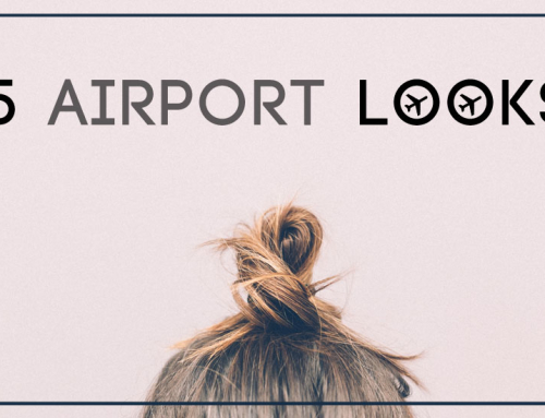 5 Airport Travel Style Looks