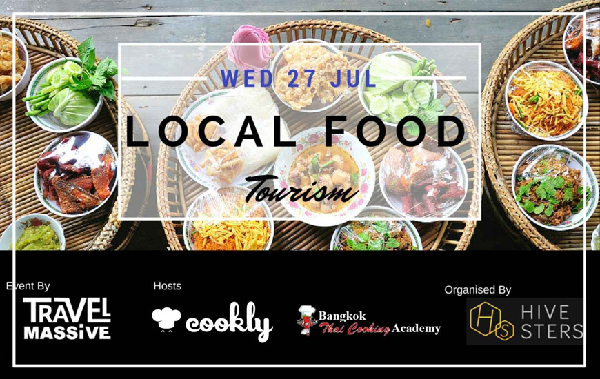 Food tourism in Bangkok