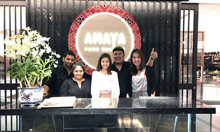 Amaya food gallery
