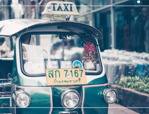 The best ways to get around Thailand on your Gap Year