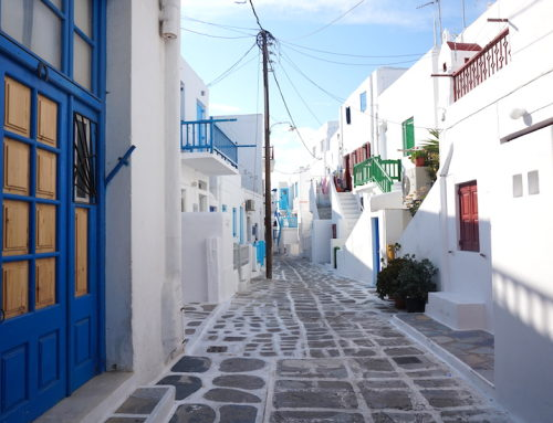 12 Instagram Worthy Spots in Mykonos Town