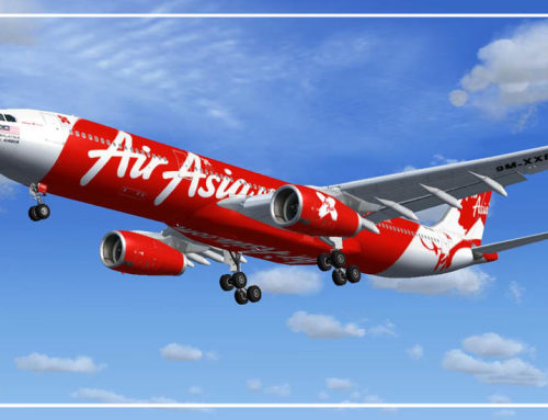 Fly High with Air Asia X and get Rewarded