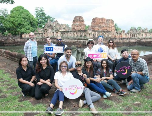 Discovering Buriram with TAT