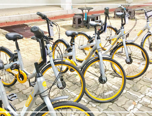 Staying healthy with oBike