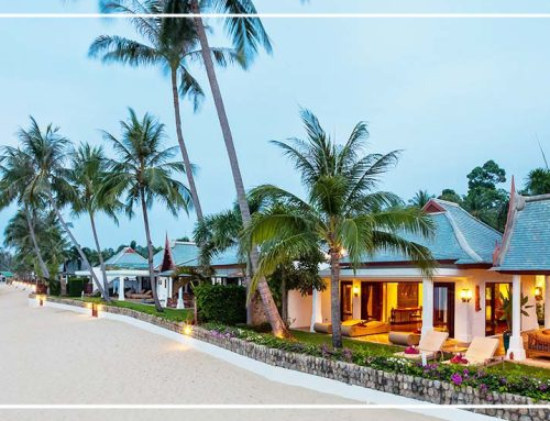 Best Beachfront Villas in Koh Samui for your honeymoon
